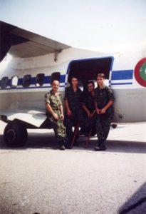 До L-410 на Бършен